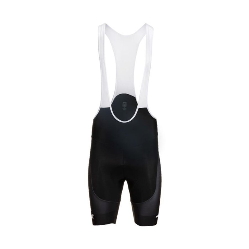 KULT Bib Short Men 2020 black/white